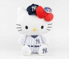Hello Kitty NY 。。。v(^_^v)♪