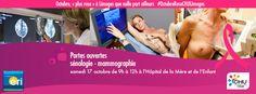 CHU Limoges : Octobre rose: portes ouvertes de sénologie