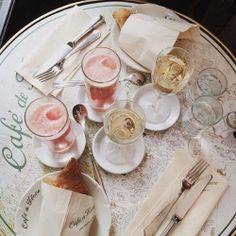 Cafe de Flor #atpatelier #atpatelierweekends #paris #cafedeflore