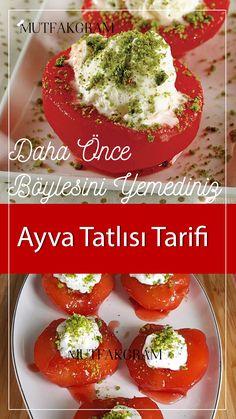 Fruit Recipes, Cake Recipes, Turkish Recipes, Vegan, Baking, Vegetables, Sweet, Food, Recipies