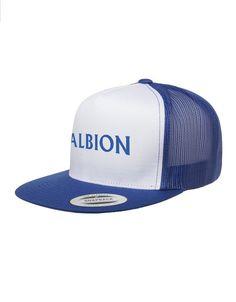 ALBION Snapback Trucker Hat