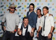 Backstreet Boys Release New Christmas Song (LISTEN) IN LOVE! :)