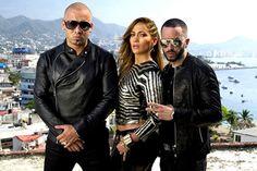 New Video: Wisin Y Yandel Ft. Jennifer Lopez 'Follow The Leader'