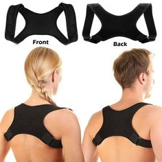 This is a link to Amazon CA and as an Amazon Associate I earn from qualifying purchases. Back Posture Correction Shoulder Corrector Support Brace Belt Clavicle Men Women - Posture Correction Brace #posturebrace #correctionbrace -  $7.29 End Date: Friday Mar-15-2019 11:20:13 PDT Buy It Now for only: $7.29 Buy It Now   Add to watch list Posture Corrector For Women, Posture Correction, Amazon Associates, Braces, Friday, Belt, Watch, Shoulder, Link