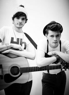 Harry and Alfie of Hudson Taylor - cannot wait to see them again next weekend Sound Of Music, Music Is Life, Good Music, My Music, Hudson Taylor, Gabrielle Aplin, Jack Johnson, Billy Joel, Youtube Stars