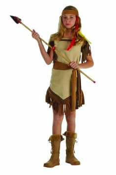 RG Costumes Native American Princess, Child Large/Size 12-14 *** Check this awesome product by going to the link at the image.