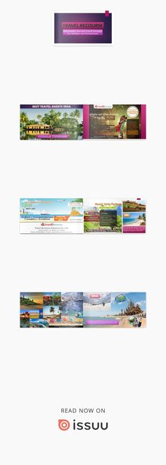 Travel Recourse, Holiday and Honeymoon Packages  Get reasonable tour and travel package for holidays and honeymoon at Travel Recourse, we provide best package with best services and we are one of the best leading travel agency in Delhi NCR.