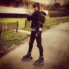 inline skating @keulja-#statigram
