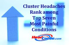 Cluster Headaches are one of the seven Most Painful Conditions! Do you suffer from this malady? Tension Headache Causes, Sinus Headache Relief, Headache Cure, Headache Remedies, Essential Oil Sinus Headache, Essential Oils For Headaches, Chronic Migraines, Fibromyalgia, Chronic Illness