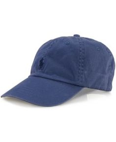 89ebdf51268d Polo Ralph Lauren Core Classic Sport Cap - Carson Blue Casquette,  Casquettes De Sport,