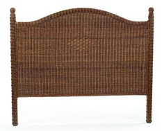 Cottage Wicker Headboard