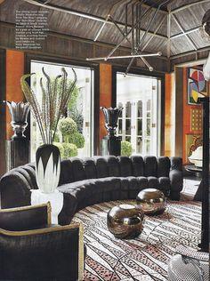 kelly wearstler #interior repinned by #amnamulabegovich