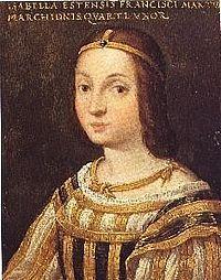 Isabella d'Este - Wikipedia, the free encyclopedia