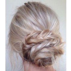 Wedding hair inspo! Who else loves this?  www.hellohair.com.au #haircrush #hairinspo #hairposts #haircrush #weddinghaircrush