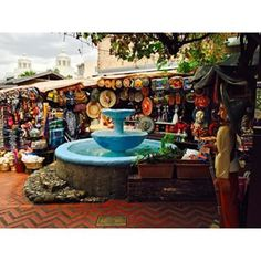 We can get a little taste of Mexico by visiting Olvera Street. | 18 Things You Need To Discover In Los Angeles