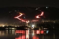 New Year's Eve: Fireworks and parties at 6 California ski resorts