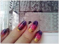 Unghiutze colorate-Happy nails