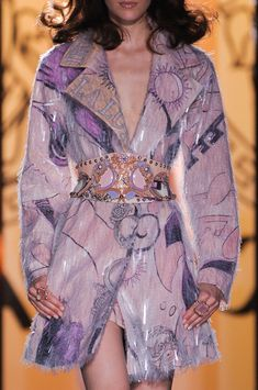 Versace - Ready To Wear - Fall 2012 Collection