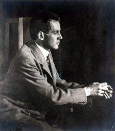 Egon Schiele, Vienna, c. 1915 by Johannes Fischer