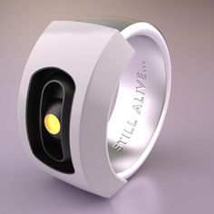GIVE ME! GIVE ME NOW! [GLaDOS Ring]