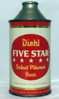 Diehl Five Star - Steel Canvas