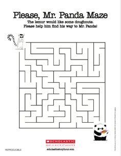 Please mr panda book pdf