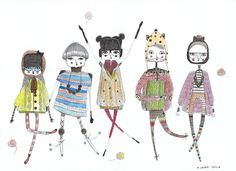 whimsical children's illustrations - Google Search