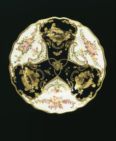 Dessert PlateChelsea Porcelain, 1759-1769The Victoria & Albert Museum