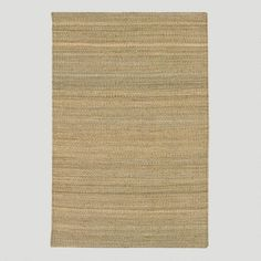 One of my favorite discoveries at WorldMarket.com: Sakat Natural Jute Flat Woven Rug. 7.9 x 10.6 $529.99