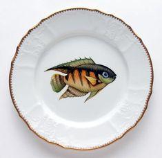 Anna Weatherley Antique Fish