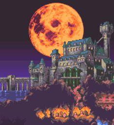 Castlevania: Dracula X, SNES.