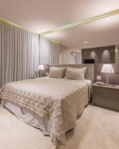 Modern Luxury Bedroom, Luxury Bedroom Design, Modern Bedroom Furniture, Master Bedroom Design, Luxurious Bedrooms, Home Decor Furniture, Home Decor Bedroom, Modern Room Design, Couple Room