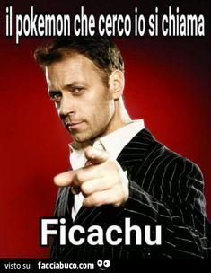 Il Pokemon che cerco io si chiama Ficachu