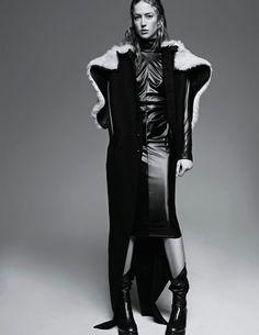 xl: raquel zimmermann by karim sadli for w june/july 2013 #fashion #photograph