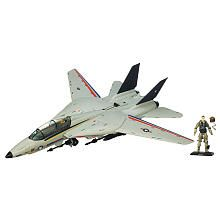 "G.I. Joe Sky Striker Jet Sky Striker with Action Figure - Hasbro - Toys ""R"" Us"