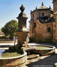 Las joyas de Alhama de Granada. http://arteole.com/en/the-jewels-of-alhama-de-granada/