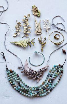Beautiful Jewelry from Terrain