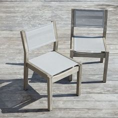 Portside Textiline Dining Chair | west elm