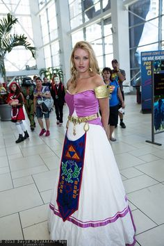 Princess Zelda | Denver Comic Con 2013
