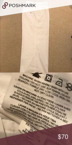 Mens White Nike Golf Pants - Like New So fresh & so clean! White golf pants, worn once! 32 x 32 Nike Pants Chinos & Khakis