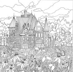 Legendary Landscapes A Coloring Book Journey Available At Your