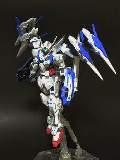 1/100 Gundam Astraea Custom Build - Gundam Kits Collection News and Reviews