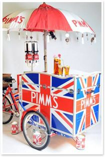 My summer bucket list is incomplete.I didn't imbibe any Pimms!