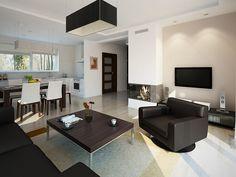 Wnętrza do projektu Bielik dr-T (106,60 m2). Pełna prezentacja projektu na stronie: https://www.domywstylu.pl/projekt-domu-bielik_dr-t.php. #projekty #projekt #domywstylu #domy #dom #house #home #mtmstyl #bielik #architektura #design #projektdomu #architecture #domydrewniane #houseproject #wnetrza #insides #interiors