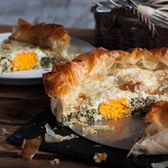 Frambuesa y Caramelo: Torta pascualina. Receta Semana Santa