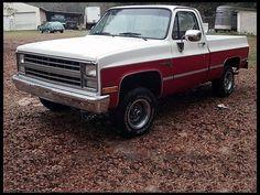 1986 Chevrolet K10 Pickup