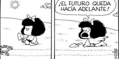 Píldoras de sabiduría de Mafalda para celebrar el Príncipe de Asturias a Quino
