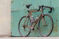 Circles Japan Personal Bike Show: Chris King's Own Cielo | The Radavist