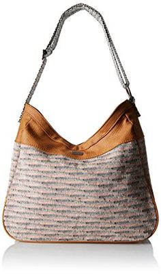 Roxy Sky and Sand a Shoulder Handbag Bone Brown -- Check out this great product.Note:It is affiliate link to Amazon.