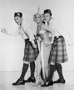 The Road To ...... - Bing Crosby, Bob Hope and Dorothy Lamour